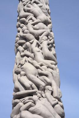 sculpture, rzeźba, park, art, sztuka, vigeland park
