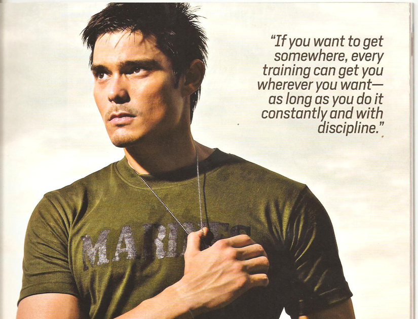 Dingdong Dantes Biography - fashion 2011