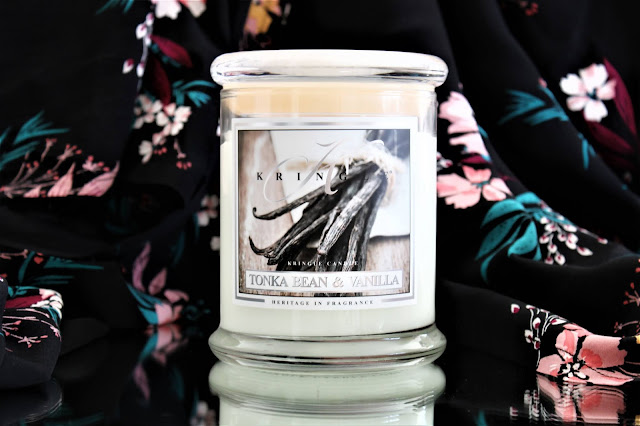 kringle candle tonka bean & vanilla avis, kringle candle tonka bean and vanilla, bougie tonka bean & vanilla, bougie parfumée tonka bean, bougie parfumée à la fève tonka, bougie parfumée, bougie kringle candle, kringle candles, kringle candle review, candle review, scented candle, avis kringle candle, kringle