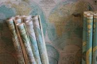Maps - Photo by Ruthie on Unsplash