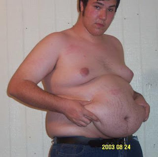 Beer Gut Fat 59