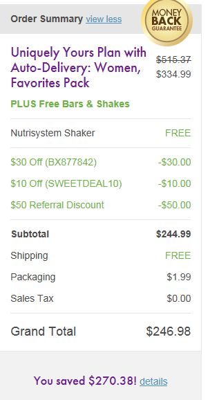 40% Off Every Plan + Free Bars, Shakes, & Free Shipping