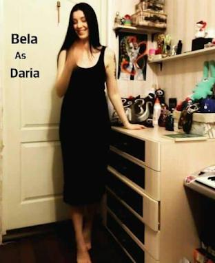 Bela as Daria