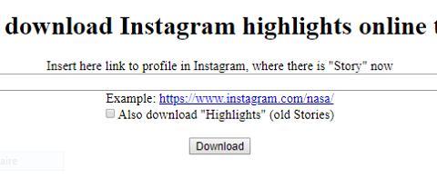 اليك تطبيق و موقع لمشاهدة وتحميل قصص انتغرام بدون ان يعرف صاحبها