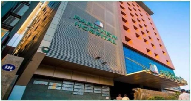 চট্টগ্রামে পার্কভিউ হাসপাতালে বাবার লাশ ফেলে পালালেন স্বজনরা