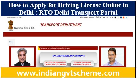 How to Apply for Driving License