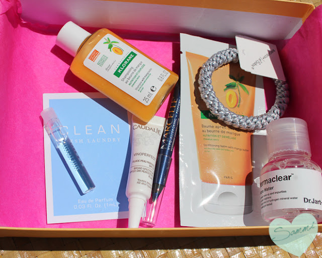 Birchbox June State of Mind