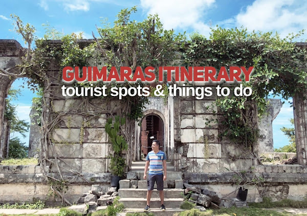 Things to Do in Guimaras, Tourist Spots & Itinerary - GUIMARAS TRAVEL GUIDE BLOG