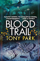 Blood Trail by Tony Park book cover