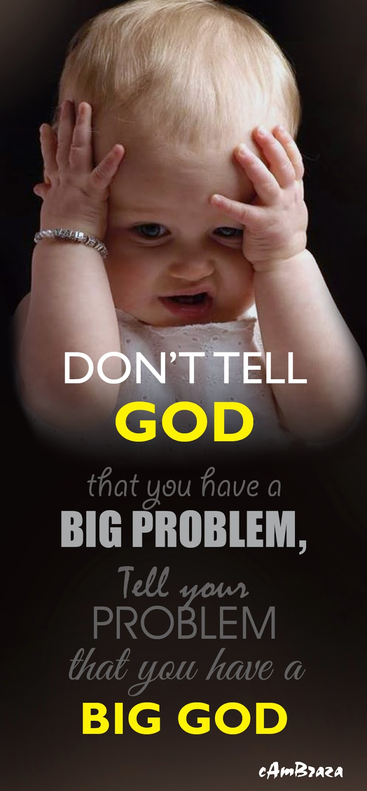 God Is Bigger Quotes. QuotesGram