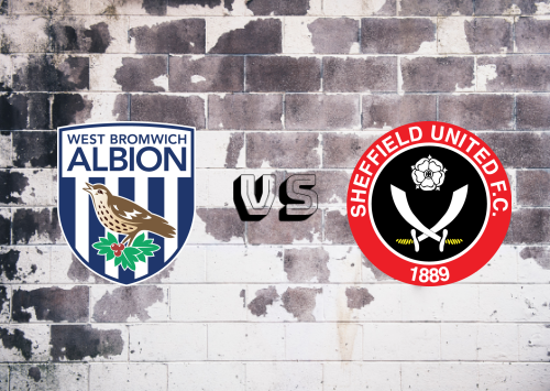 West Bromwich Albion vs Sheffield United  Resumen