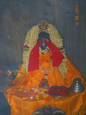 Yerragudipadu temple near Kadapa
