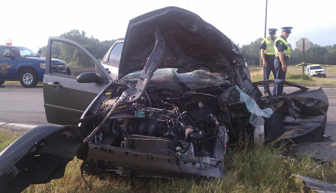 Vehicle Accident News Stories & Articles: Grand Haven man