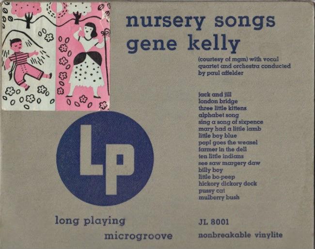 Gene Kelly - Nursery Songs and Stories