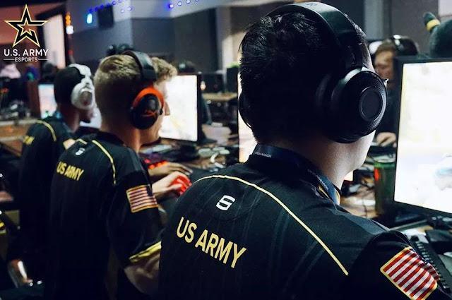 Dituduh mengadakan giveaway palsu, tim Esports US ARMY disemprot Twitch