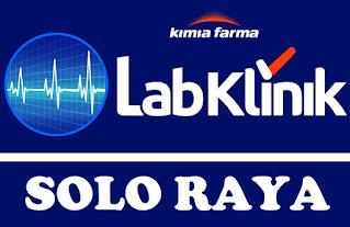 Laboratorium Kimia Farma Solo