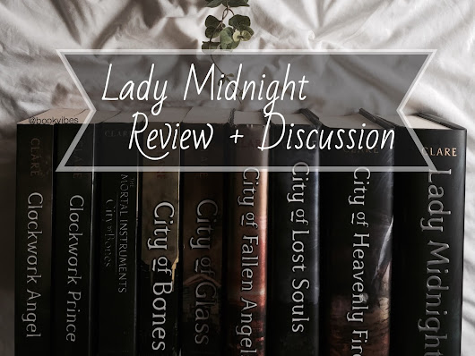 Review: Lady Midnight ɤ by Cassandra Clare
