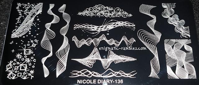 Stamping-Plate-Nicole-Diary-136-Born-Pretty-Store-#48202