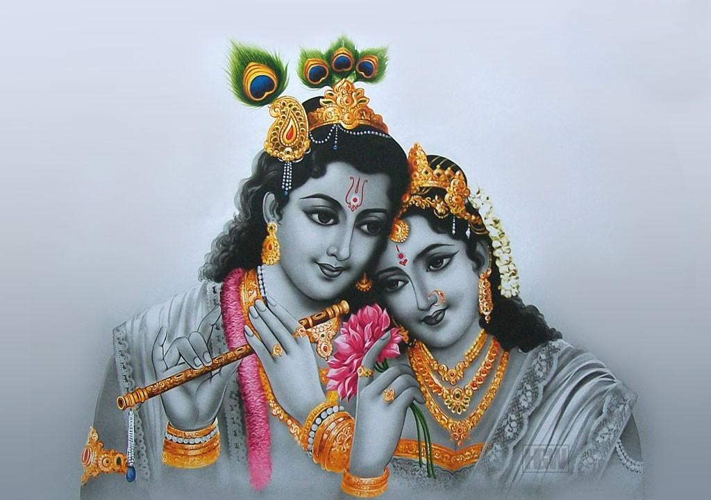 radhekrishna black & white pic hd