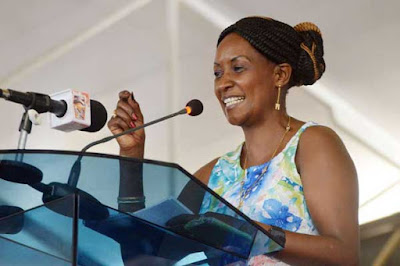 TSC CEO Nancy Macharia at a past function. PHOTO | FILE