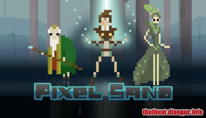 Download Game Pixel Sand Full Cr@ck
