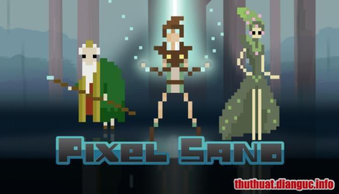Download Game Pixel Sand Full Cr@ck