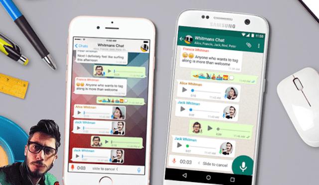 طريقة نقل دردشات WhatsApp من iPhone إلى Android مجانًا تطبيق WhatsApp هو تطبيق المراسلة الأكثر استخدامًا حتى الآن ، فمن المعروف أن هذا التطبيق شائع للغاية ويستخدمه عدد كبير جدًا في أجزاء عديدة من الكوكب ، إنها مجموعة هائلة من الفوائد ، ولكن أبسط هذه المزايا هو أنها بسيطة استخدام الجهاز ، تظل هذه الميزة مرتبطة بالجهاز حتى الغرض الذي ترغب في تعديل الهواتف فيه ، خاصة بمجرد التغيير من iPhone إلى Android ، بغض النظر عن نوع هاتف Android ، سواء كان Samsung أو Huawei أو نوع آخر من الهاتف ، تختفي هذه الميزة وبالتالي يصبح الأمر أكثر تعقيدًا ، فالأنظمة المستخدمة على iPhone و Android تشبه تقريبًا الزيت والماء ، فهي لا تختلط معًا ، مما يجعل من الصعب استخدام التطبيقات وتبادل التطبيقات عبر هذين ، ولكنك ترغب في التأكد من أن جميع رسائل WhatsApp الخاصة بك تنتقل إلى جهاز Android الجديد بدون أي عوائق ، ولحسن الحظ هناك طريقة لمحاولة س لهذا ، في الواقع إنها عدة طرق وليست طريقة. طرق نقل محادثات WhatsApp من iPhone إلى Android التحول من iPhone إلى Android ليس بالأمر السهل ، فغالبًا ما يكون من الصعب حث جميع المعلومات من جهاز إلى جهاز آخر بالطريقة الصحيحة. يعد تطبيق البيانات مثل رسائل WhatsApp أحد أصعب أنواع البيانات التي يمكن نقلها من نظام iOS الأساسي إلى Android ، وذلك لنقل رسائل WhatsApp من iPhone إلى Android ، يجب عليك استخدام خدمات برنامج مصمم خصيصًا لهذا الغرض وقد مساعدة. ومع ذلك ، عند التحقق من طريقة نقل رسائل WhatsApp من iPhone إلى أجهزة Android أو ربما طريقة نقل سجل WhatsApp من iPhone إلى Android ، ستجد الكثير من الحلول ، وهذا لا يعني أنها جميعها موثوقة أو ربما فعالة بدرجة كافية ، خلال هذا الموضوع ، حددنا أبسط بفضل نقل رسائل WhatsApp من iPhone إلى Android. الطريقة الأولى: نقل دردشة WhatsApp من iPhone إلى Android باستخدام برنامج  dr.fone dr.fone  استعادة التطبيق الاجتماعي هو أفضل بفضل نقل رسائل WhatsApp من iPhone إلى Android ، هناك سبب رئيسي واحد لقولنا أن dr.fone هو أن الأفضل هو مدى سهولة النسخ الاحتياطي ونقل سجل WhatsApp ، أثناء هذا العالم سريع الخطى لا تحتاج إلى أداة. إنه معقد ويستهلك الكثير من وقتك ، الجميع يريد طريقة بسيطة وموثوقة ومريحة ، وبالتالي فإن الشيء الأكثر أهمية هو أن تك