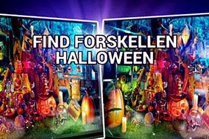 Download Game Android Find The Difference Halloween Spot Differences