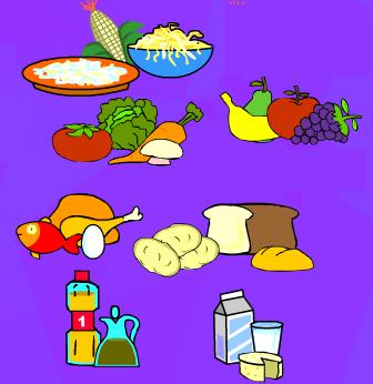 La Nutrición Explicación Para Niños Ciclo Escolar