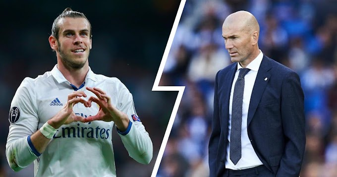 Former Madrid explain the genesis between Zidane and Bale conflict