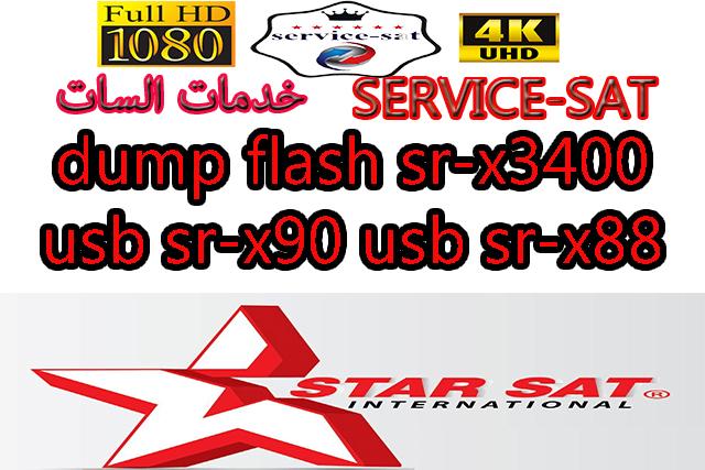 dump flash sr-x3400 usb sr-x88 usb sr-x90 usb 39vf3201 4mega