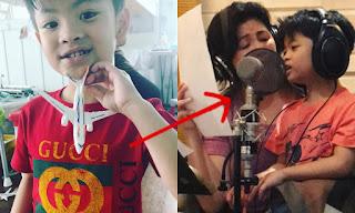 WATCH: It Runs In The Blood! Regine Velasquez Proud of Her Son. Singer In The Making