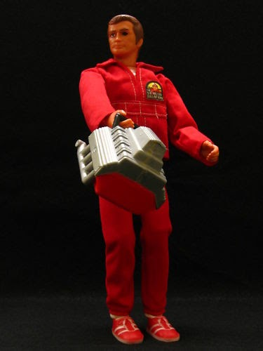 Fred Hotline What S On Ebay Six Million Dollar Man