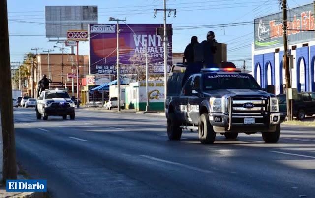 7 sicarios fueron trasladados en Chihuahua bajo fuerte operativo de seguridad tras balacera en la autopista Cuauhtémoc-Namiquipa
