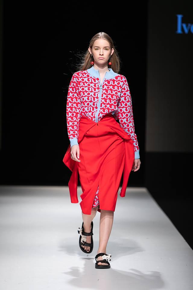 Неделя моды в Риге: асимметрия, кружево, цветы. День IV-V
