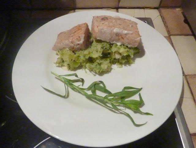 puree-de-brocoli-filets-de-saumon