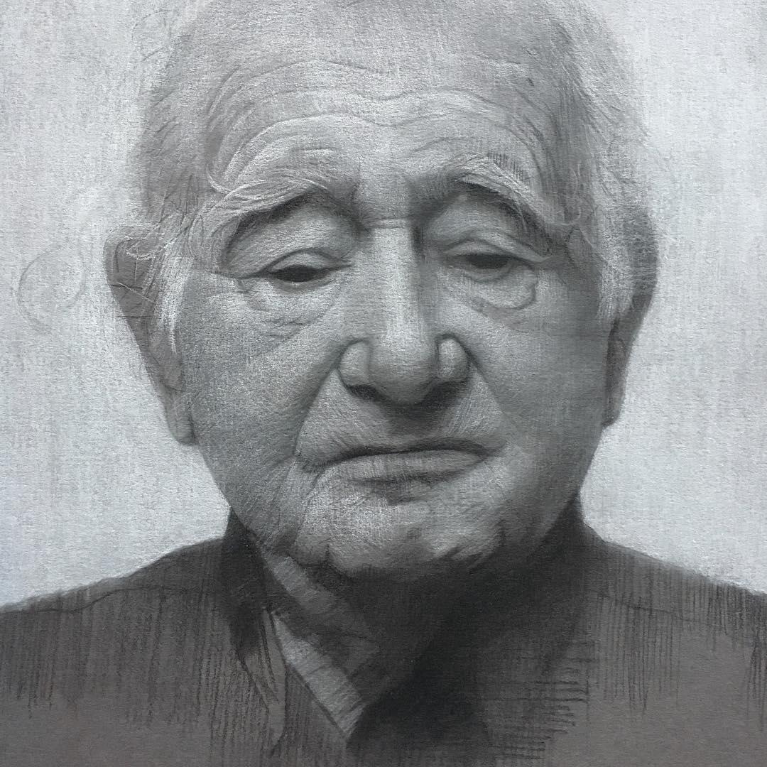 05-Roman-Kent-David-Kassan-Charcoal-Portrait-Drawings-of-Ordinary-People-www-designstack-co