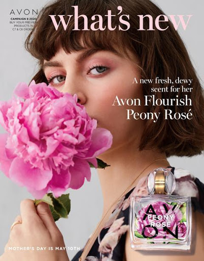 Click On Image To Learn About Avon What's New Campaign 9 2020