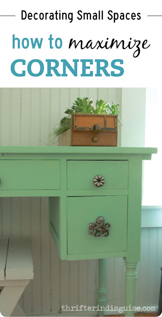 Beach house desk for pinterest