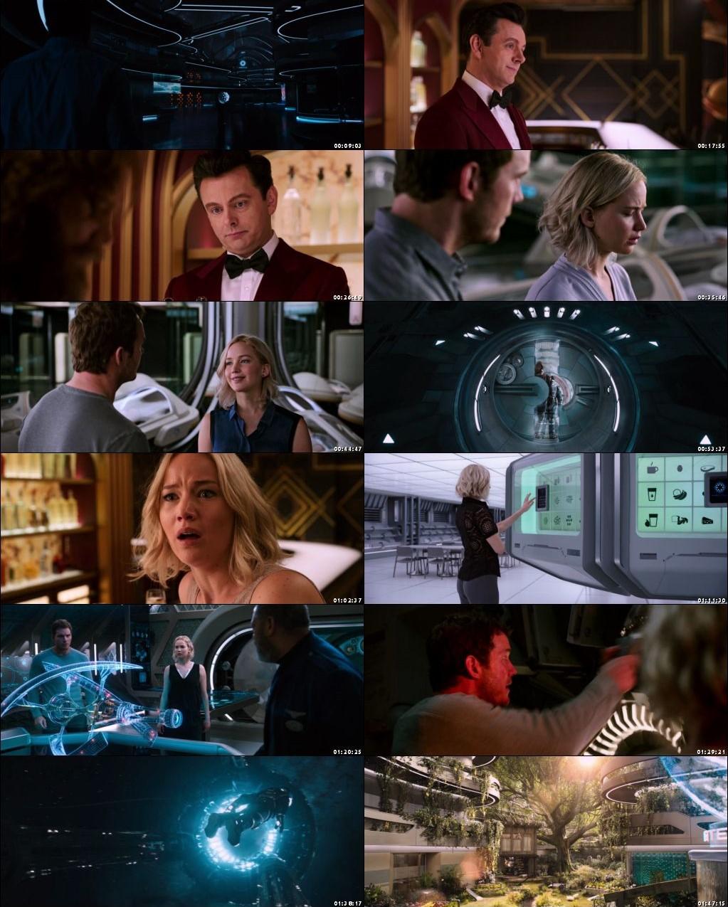 Passengers 2016 Full Movie Online Watch