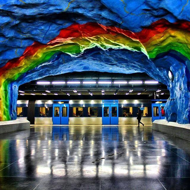 Metro, Sweden