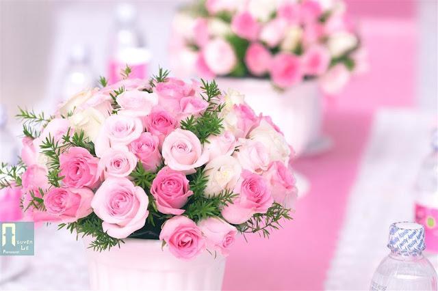 hoa ban cuoi