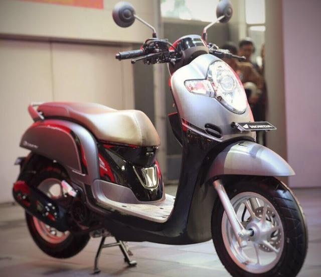 Berikut Daftar Resmi Motor Honda Terbaru 2020