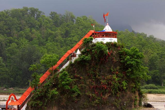 Garjiya Devi Temple Ramnagar Uttarakhand