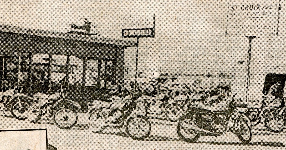 Minot Memories Minot S Magic Mile Pt 1 1962
