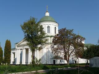 Ніжин. Чернігівська обл. Церква Всіх святих