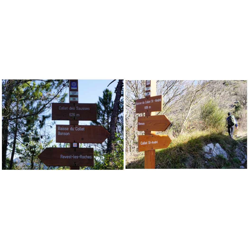 Signposts#38 and 28