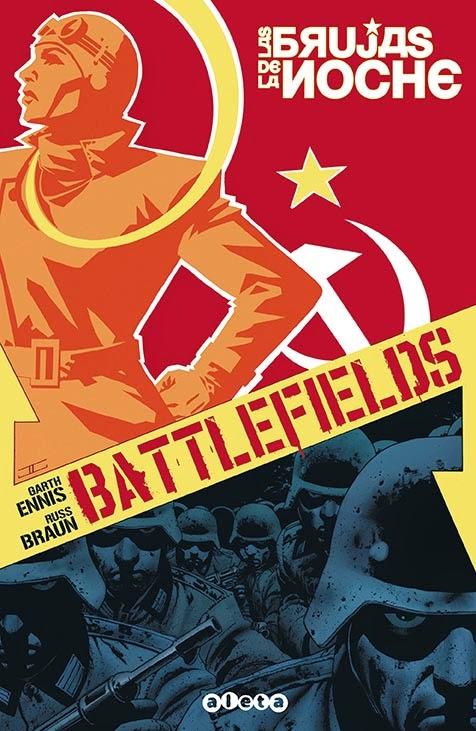 Battlefields Aleta Ediciones