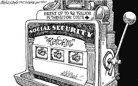 The social security reforms