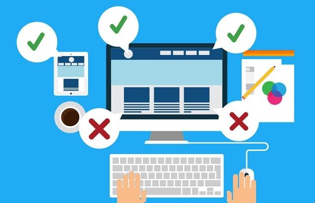 errors web design mistakes website development